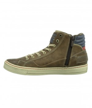Boots men's MUSTANG shoes 35A-014